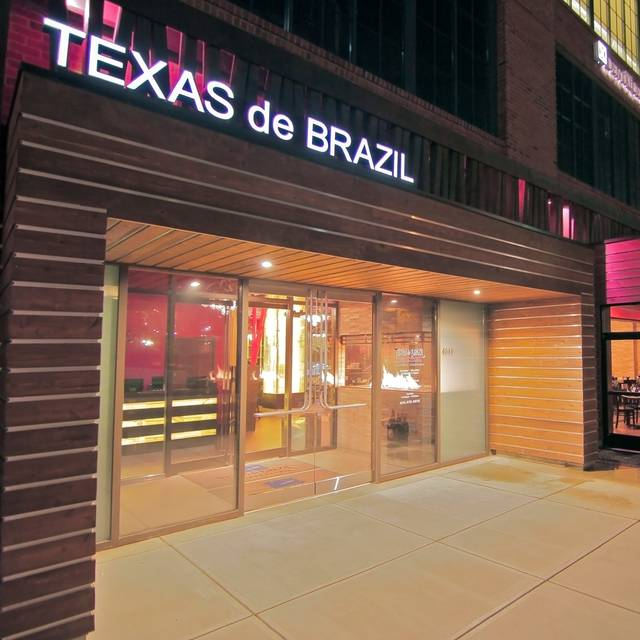 Texas de Brazil is a churrascaria, or Brazilian steakhouse, that features several cuts of flame-grilled beef, lamb, pork, chicken and Brazilian sausage as well as an extravagant Learn more about Texas de Brazil, Opens a popup4/4().