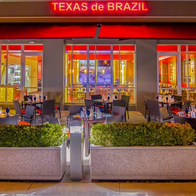 Texas De Brazil Nashville Restaurant Nashville Tn