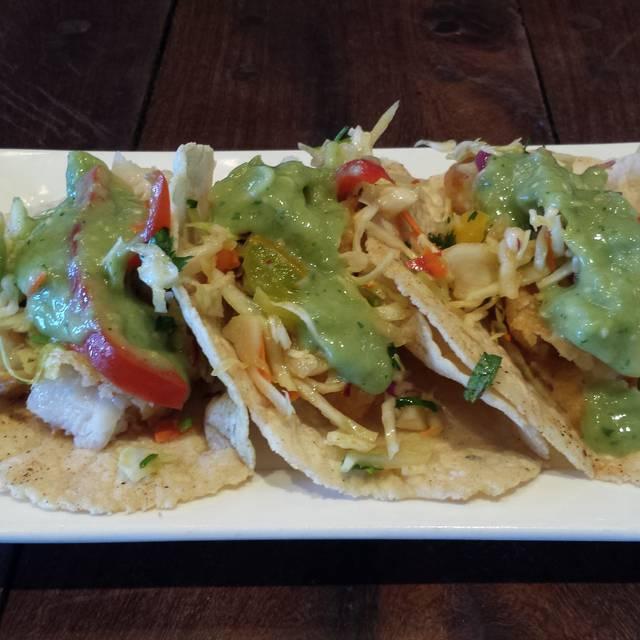 Fish Tacos - Napa Valley Bistro, Napa, CA
