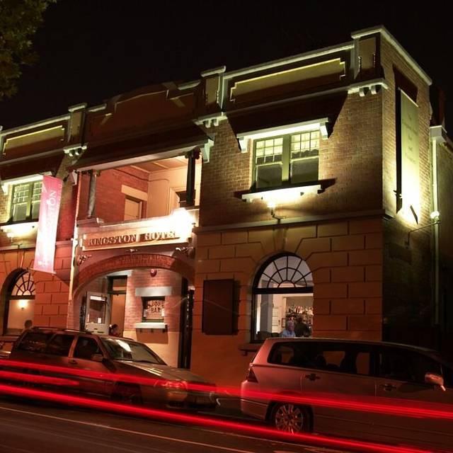 The Kingston Hotel, Richmond, AU-VIC