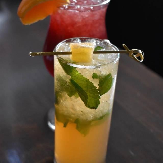 Cocktail - Nico's 1508, Berkeley, CA