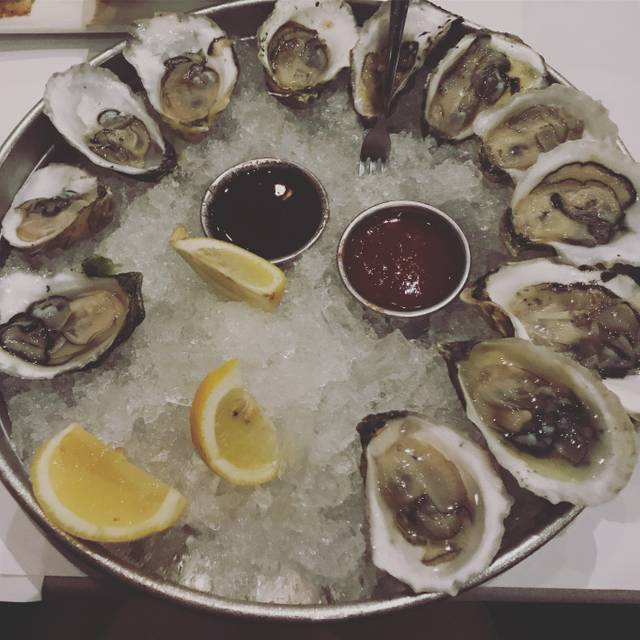 The Grilled Oyster Company, Potomac, MD
