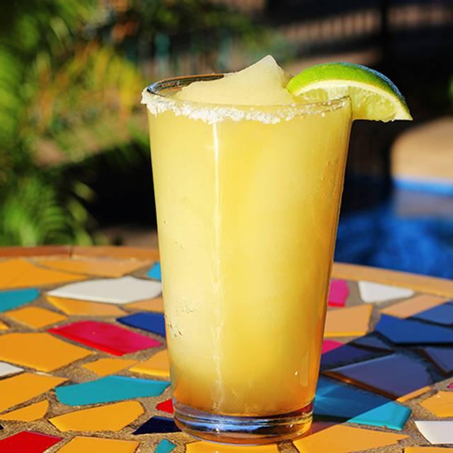 Frozen Margarita - Aunt Chilada's - Tempe, Tempe, AZ