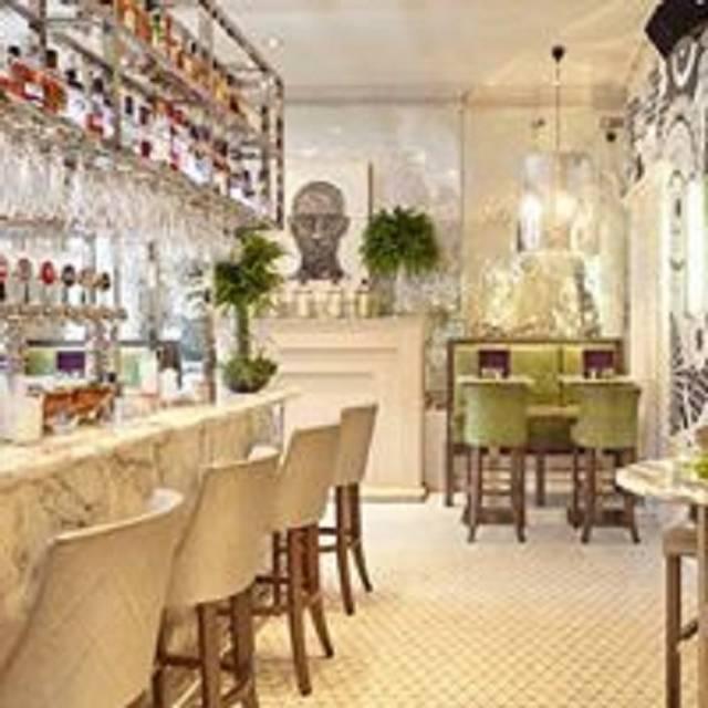 Georgian Bar - Tigerlily, Edinburgh