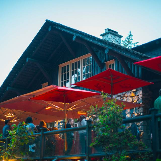 Large Outdoor Deck - Stanley's Bar and Grill, Vancouver, BC