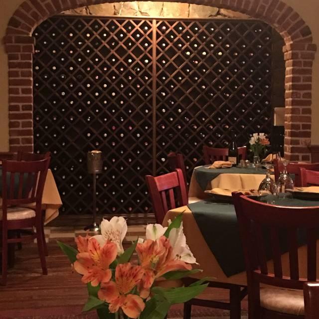 Restaurant Pomme, Gordonsville, VA