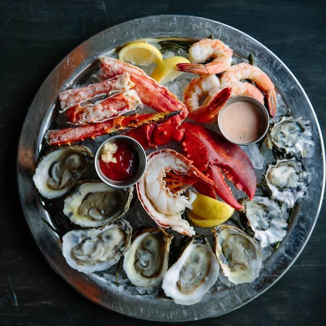 Seafood Platter - Reel Club, Oak Brook, IL