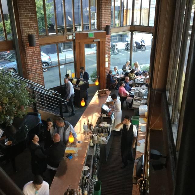 Zuni Cafe, San Francisco, CA