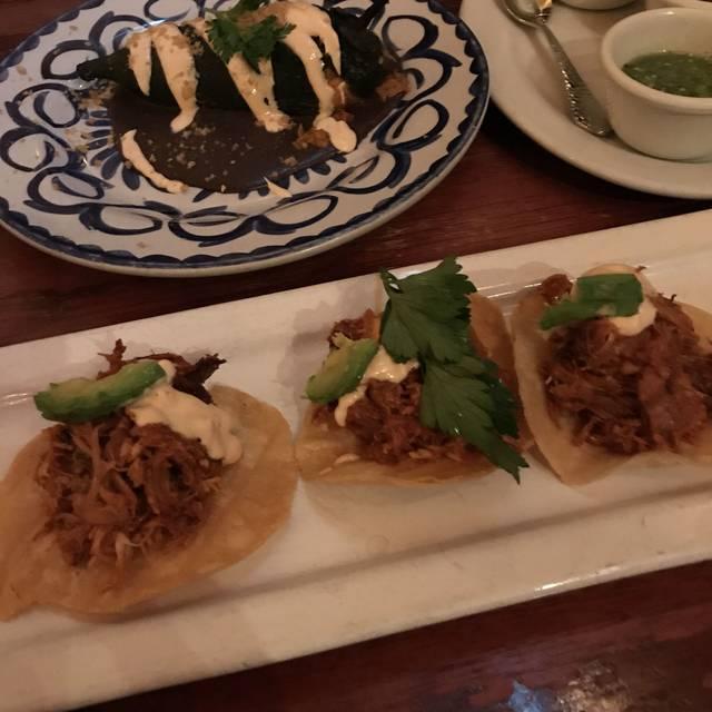 Colibri - Mexican Bistro, San Francisco, CA