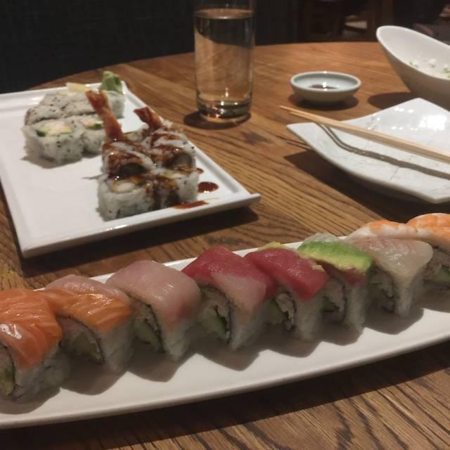 Kumi Japanese Restaurant + Bar - Mandalay Bay, Las Vegas, NV