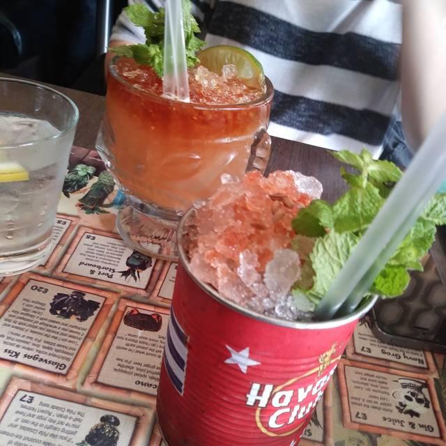 Tiki Bar & Kitsch Inn, Glasgow