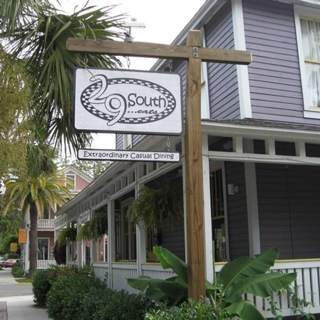 29 South Eats, Fernandina Beach, FL