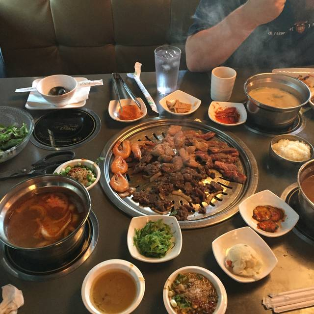 Q Pot Korean Bbq And Hot Pot Restaurant San Jose Ca