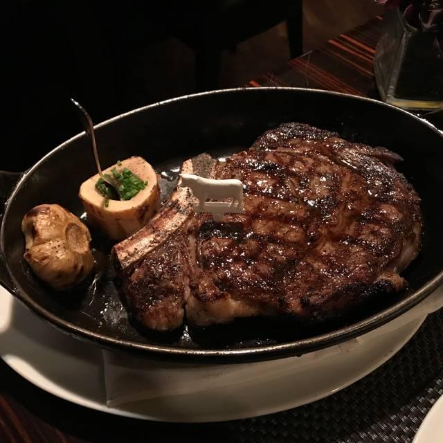 BLT Steak, New York, NY