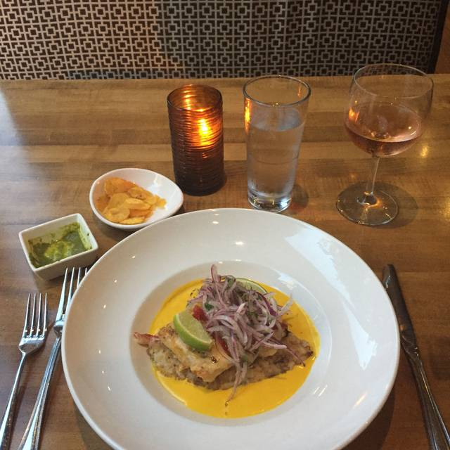 Mango Peruvian Restaurant, St. Louis, MO
