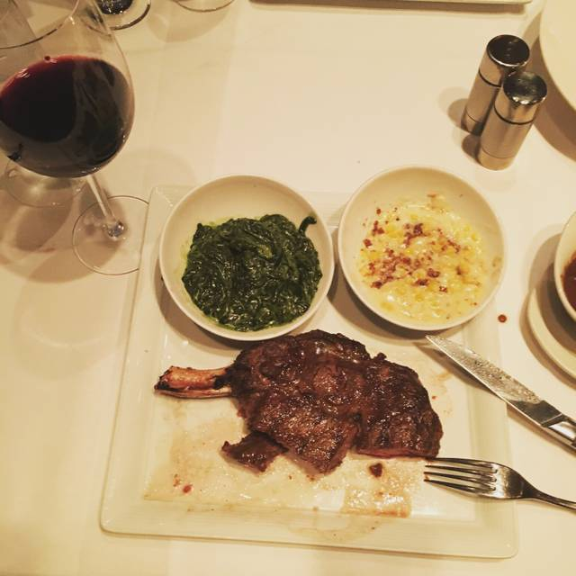 West steak and seafood restaurant carlsbad ca opentable for Fish restaurant carlsbad
