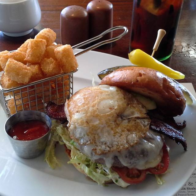 Relish Burger Bistro - The Phoenician, Scottsdale, AZ