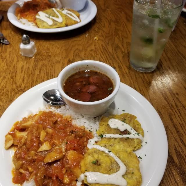 Twisted CUBAN Cafe &  Bar, Woodinville, WA