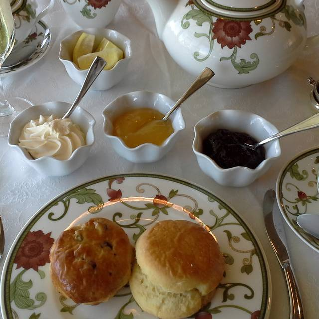 Afternoon Tea - The Phoenician, Scottsdale, AZ