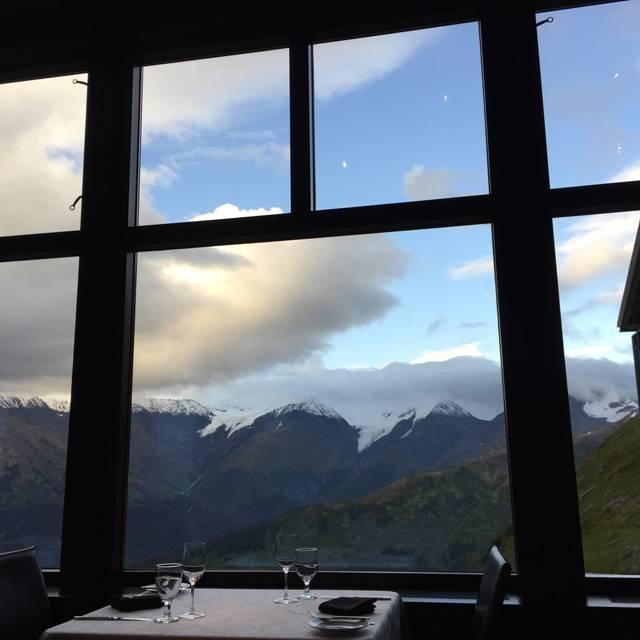 Seven Glaciers, Girdwood, AK