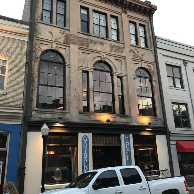 Garibaldi - Savannah, Savannah, GA