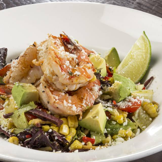 Shrimp, Avocado, And Lime Salad - Mexican Sugar, Plano, TX