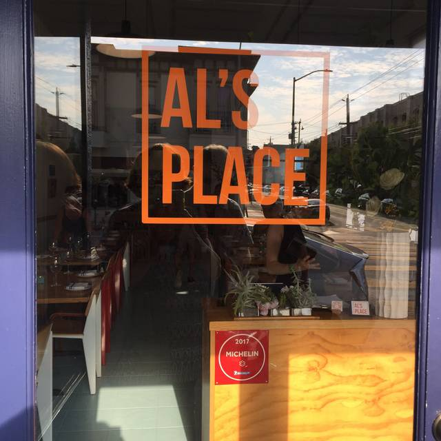 AL's Place, San Francisco, CA