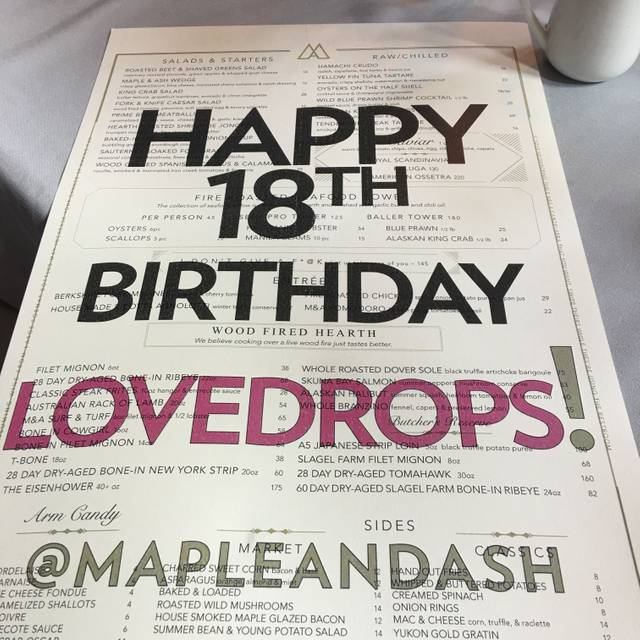 Maple & Ash, Chicago, IL