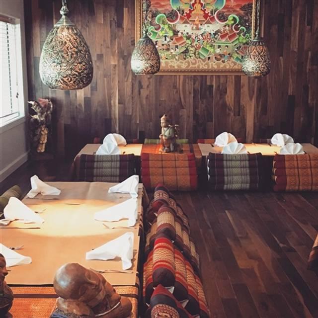 Restaurant Thailande, Montréal, QC