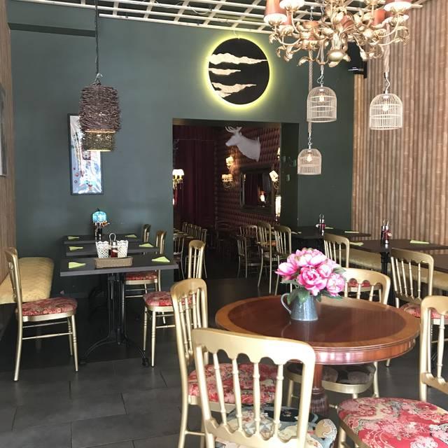 IIMORI Gyoza Bar, Frankfurt am Main, HE