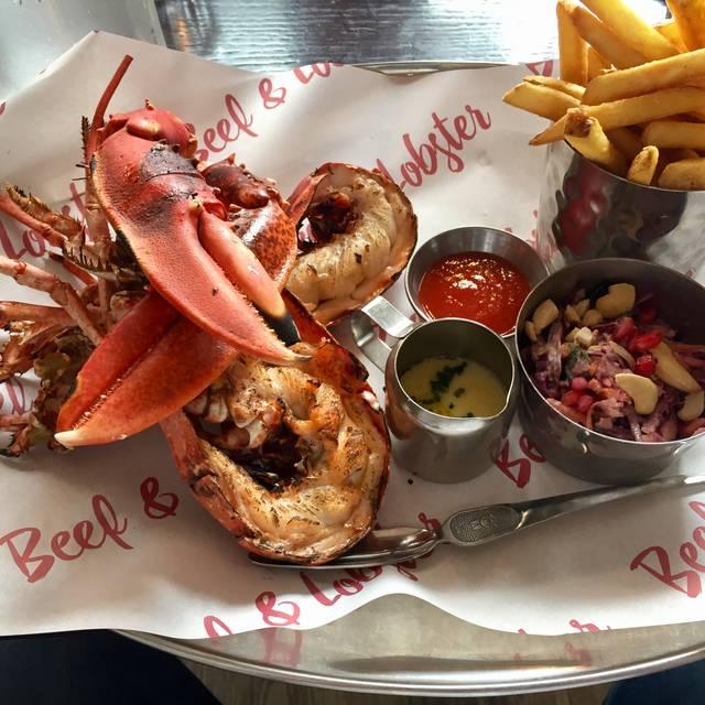 Beef and Lobster, Dublin, Co. Dublin