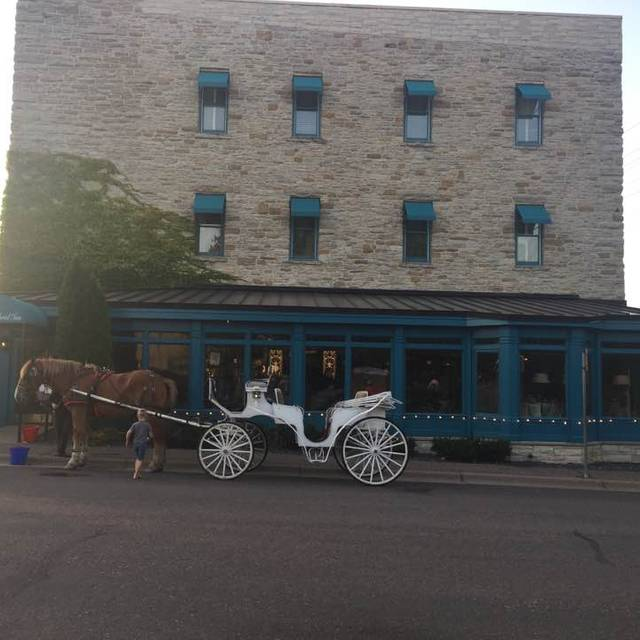Nicollet Island Inn, Minneapolis, MN