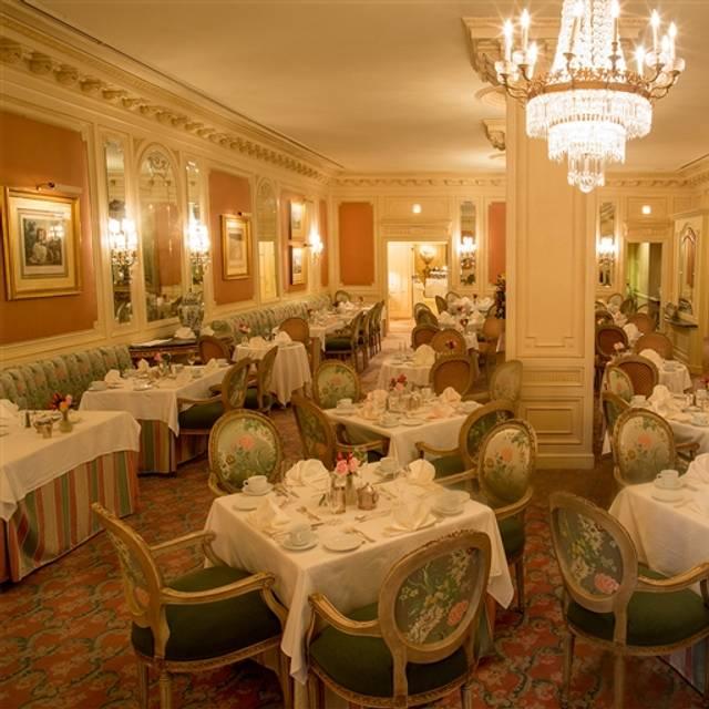 The Westgate Hotel Sunday Brunch Le Fontainebleau Room San Go