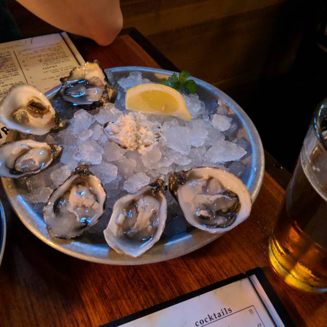 Ballard Annex Oyster House, Seattle, WA