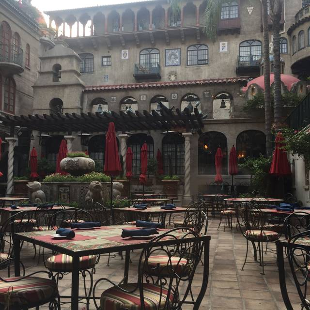 Mission Inn Restaurant, Riverside, CA