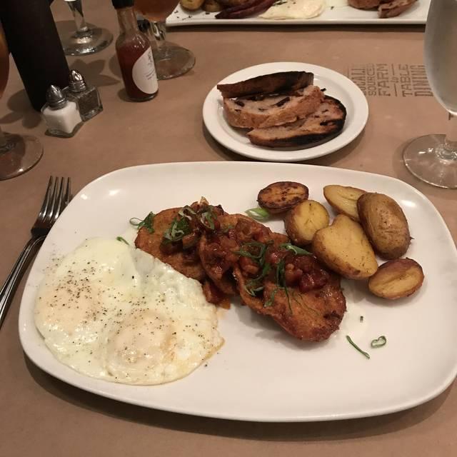 Grange Kitchen & Bar, Ann Arbor, MI