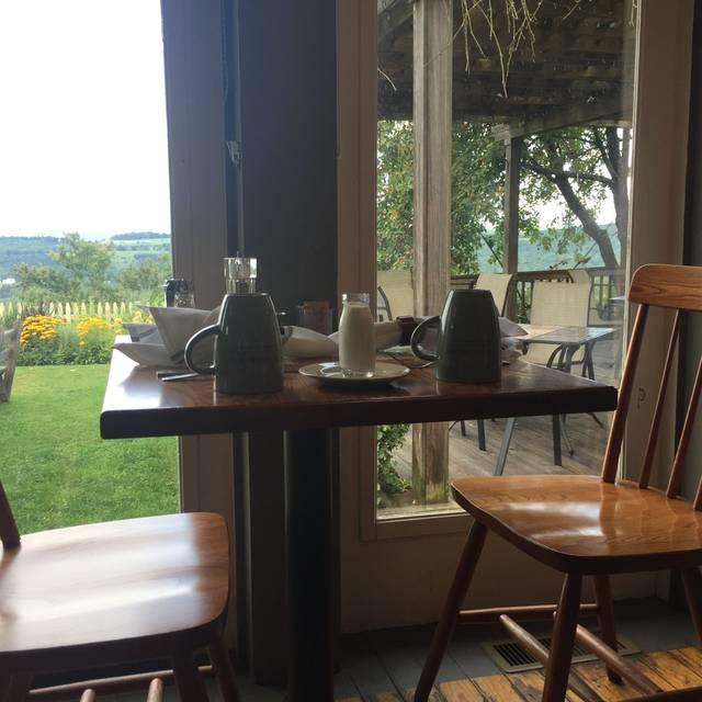 Juniper's at The Wildflower Inn, Lyndonville, VT