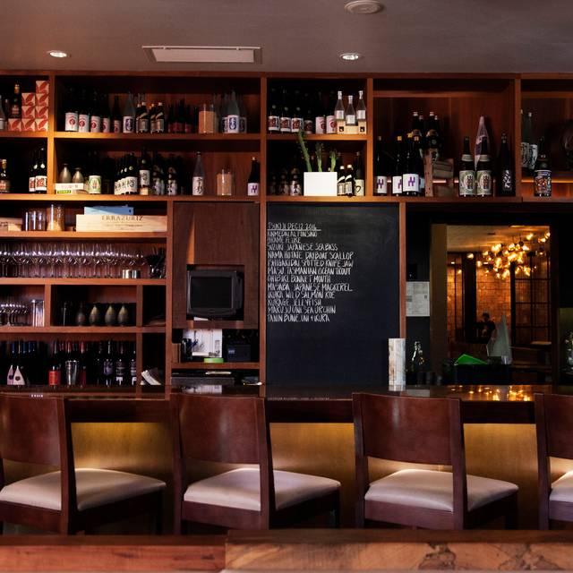 Uchiko Bar - Uchiko, Austin, TX