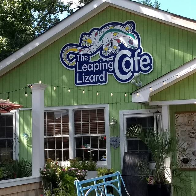 Leaping Lizard Cafe, Virginia Beach, VA