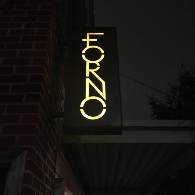 Forno Restaurant & Wine Bar, Baltimore, MD