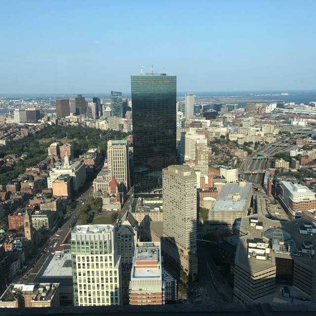 Top of the Hub, Boston, MA