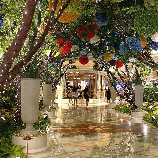 Jardin – Encore at Wynn Las Vegas, Las Vegas, NV
