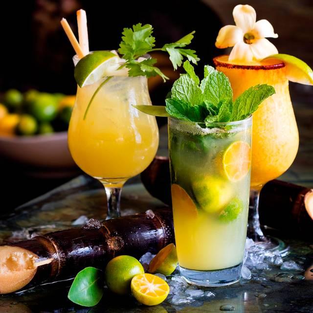 Cocktails - Kō at Fairmont Kea Lani, Wailea, HI