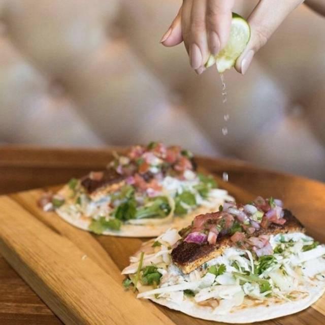 Chicken Tacos - Earls Kitchen + Bar - London, London, ON