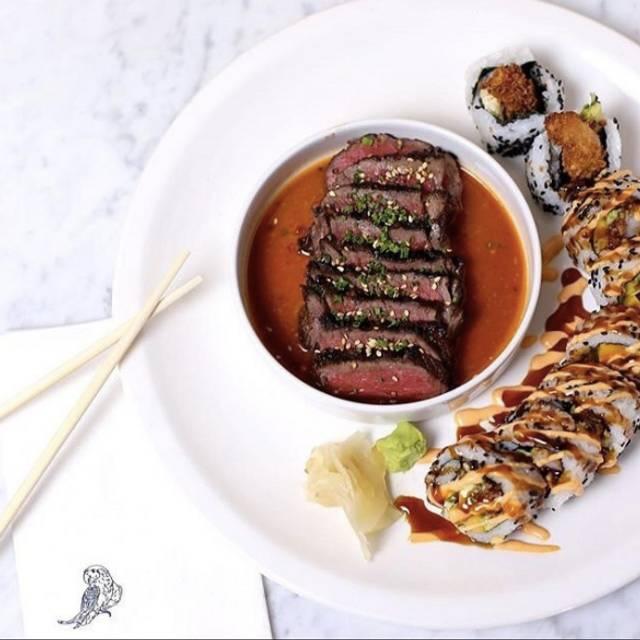Steak + Sushi - Earls Kitchen + Bar - London, London, ON