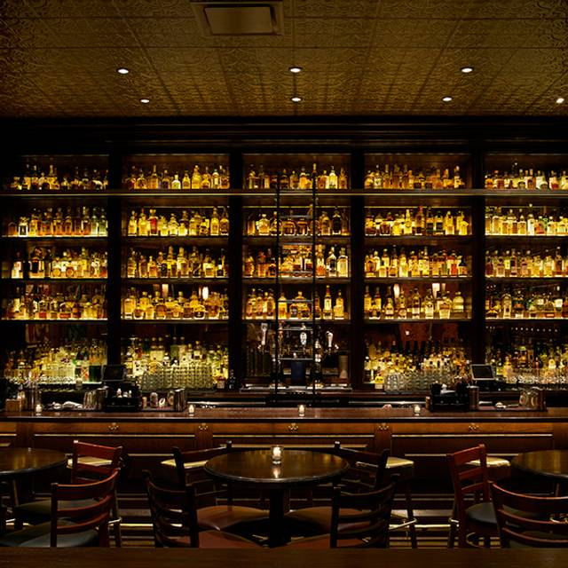 American Whiskey Library Bar - Untitled Supper Club, Chicago, IL