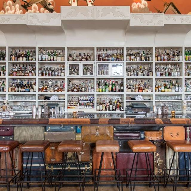 Main Room And Lounge Bar - Fulton Market Kitchen, Chicago, IL