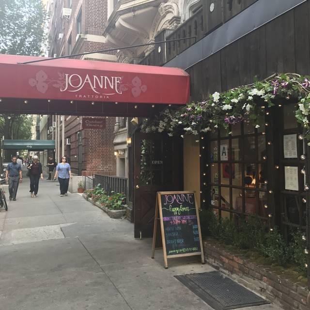 Joanne Trattoria, New York, NY