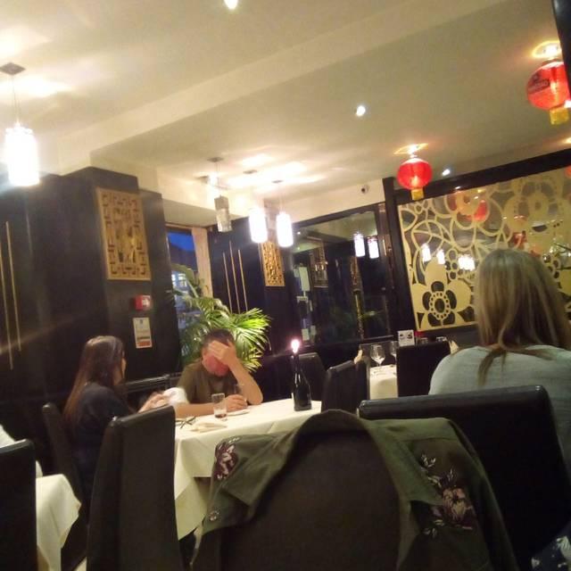 Parkside Restaurant, Orpington, Kent