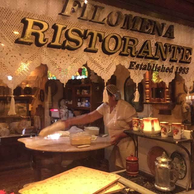 Filomena Ristorante, Washington, DC